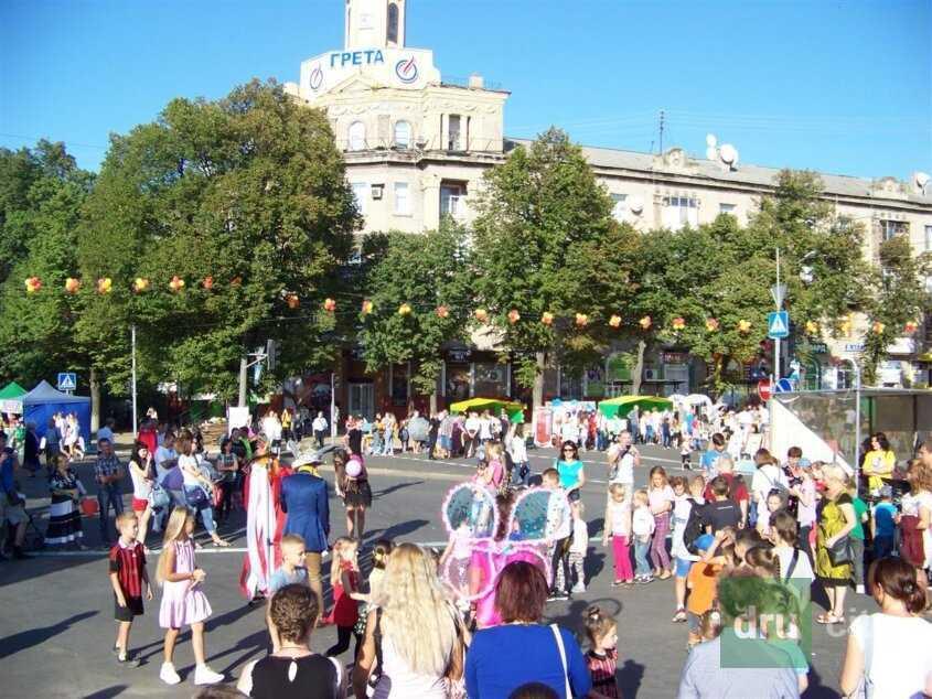 День города Дружковка отметим в масках