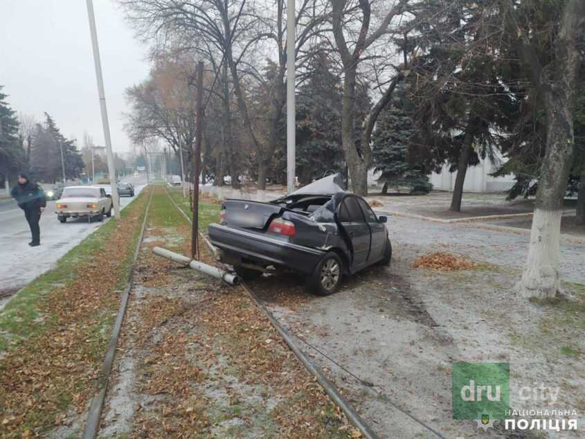 В Дружковке - страшная авария