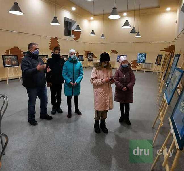 В художественном музее новая экспозиция