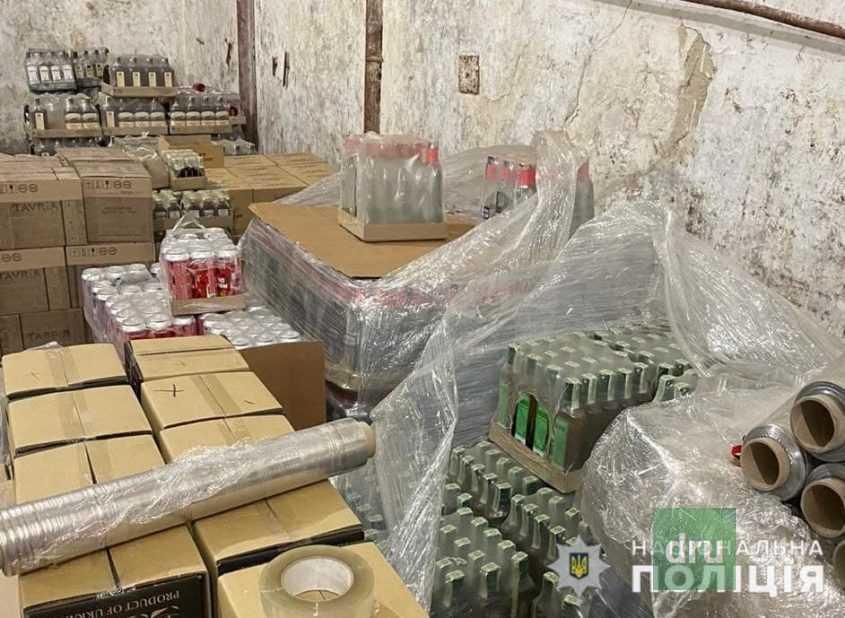 В Дружковке и Краматорске раскрыта подпольная торговая сеть