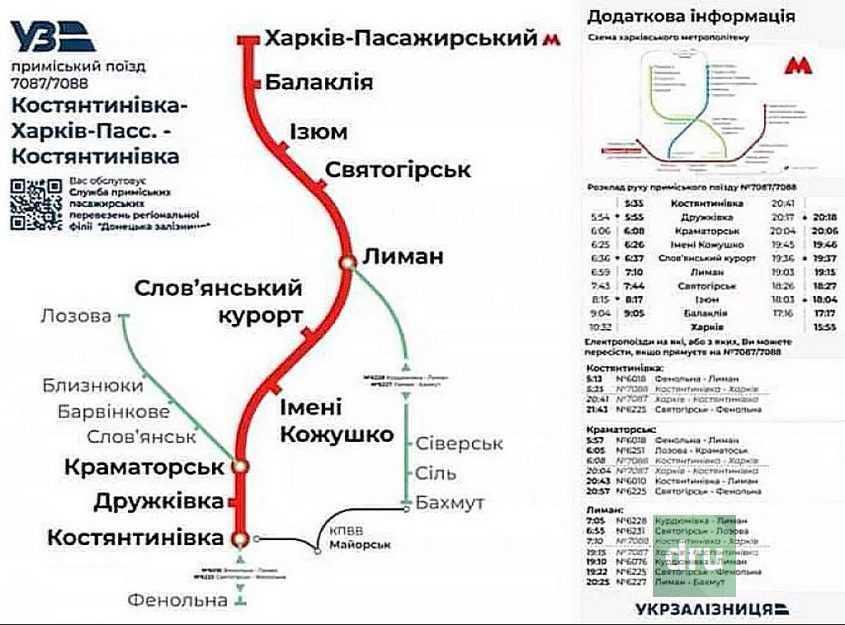 Харьков станет ближе?