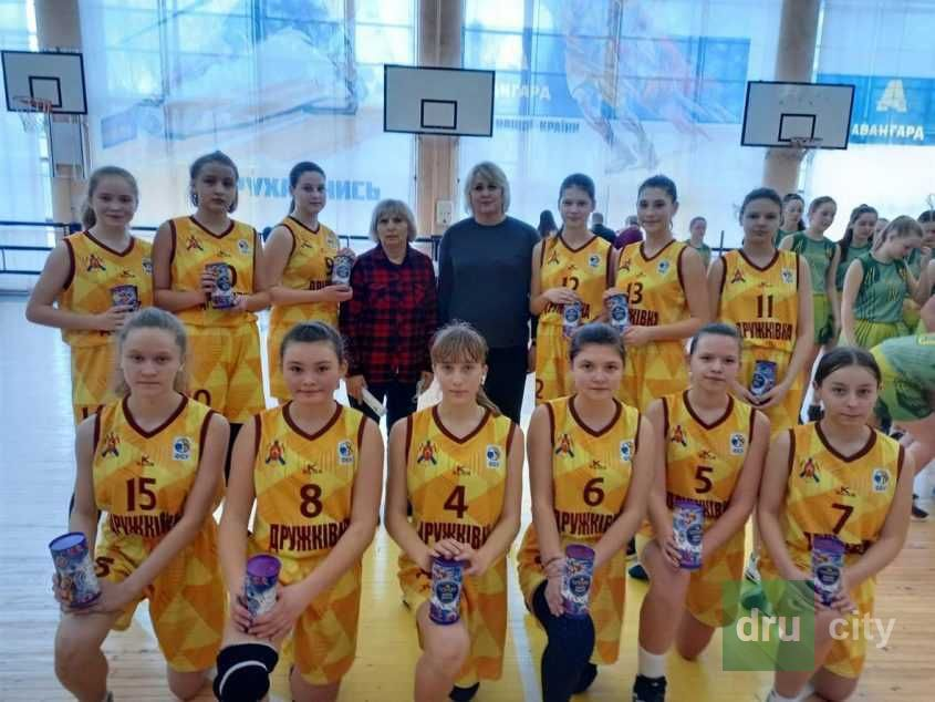 Дружковские девчата сотворили фурор на Чемпионате Украины
