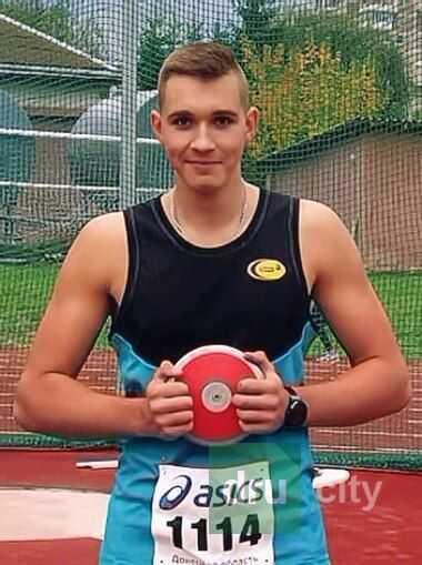 Дружковские спортсмены стали чемпионами Украины по легкой атлетике
