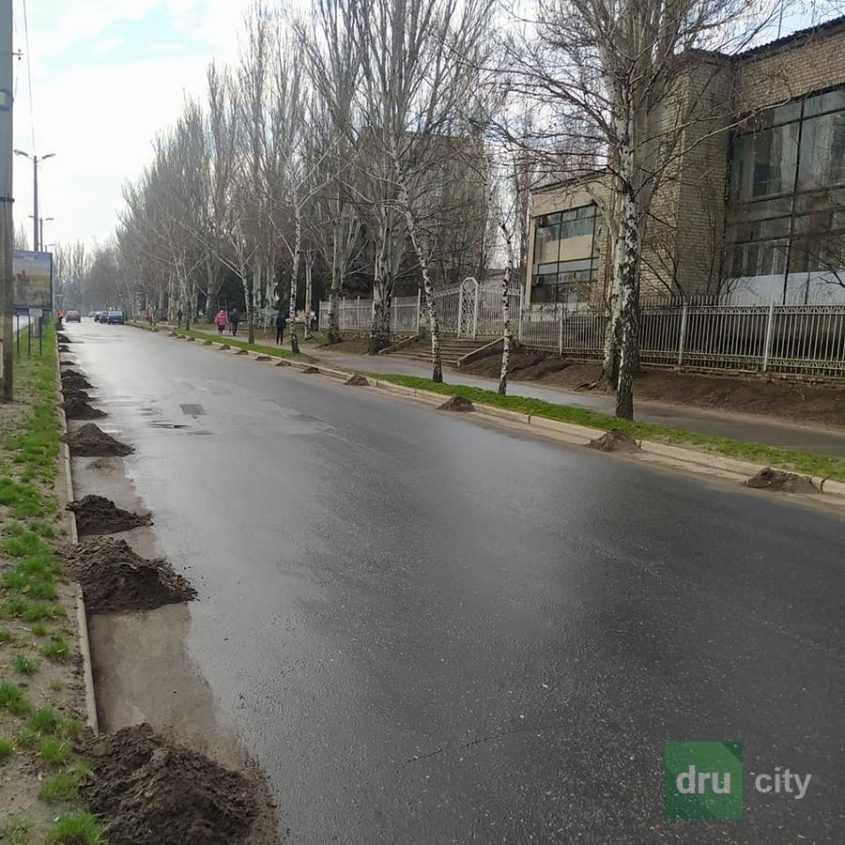 """Отчет КП """"Комсервис"""" о проделанной работе за апрель-май"""