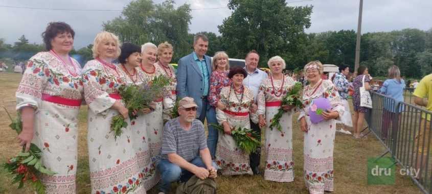 Как отпраздновали Ивана Купала в Дружковке
