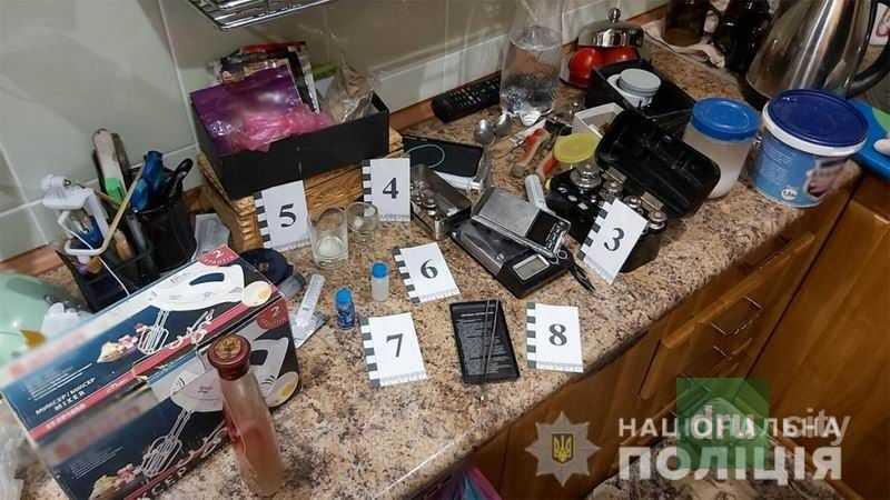 Полицейские Донеччины изъяли больше 46 кг наркотических веществ за 6 месяцев