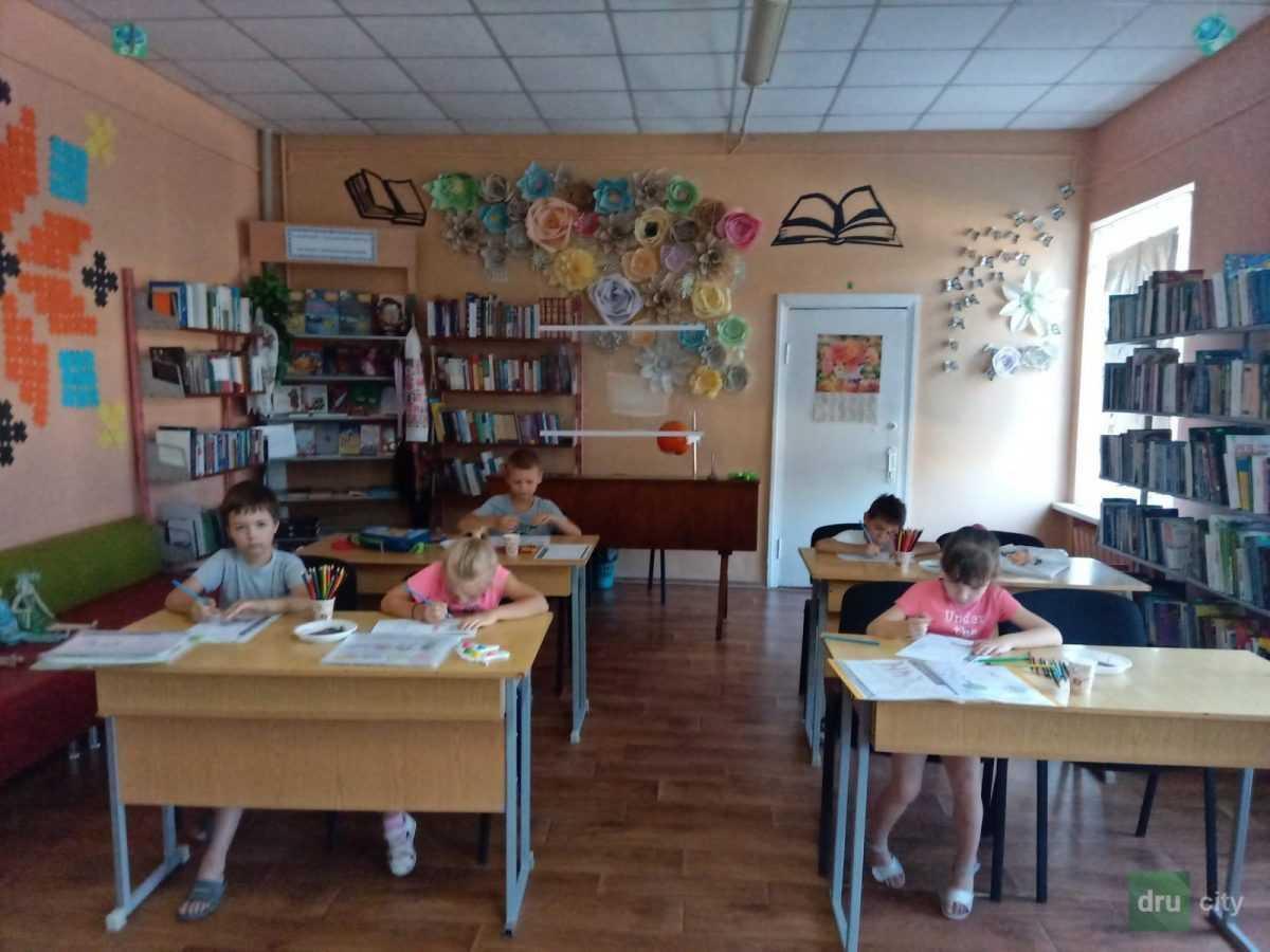 Английский язык для детей в библиотеке Чехова